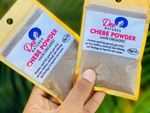 Deenatures Chebe Powder