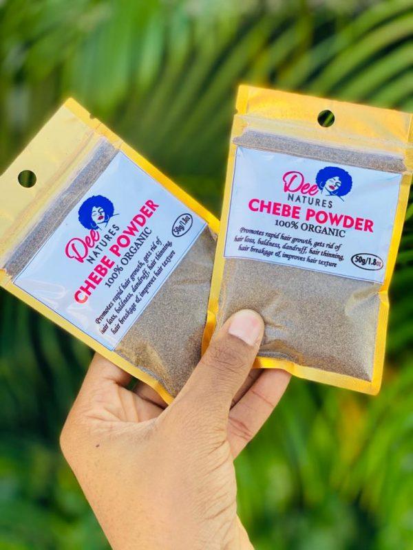 Deenatures Chebe Powder